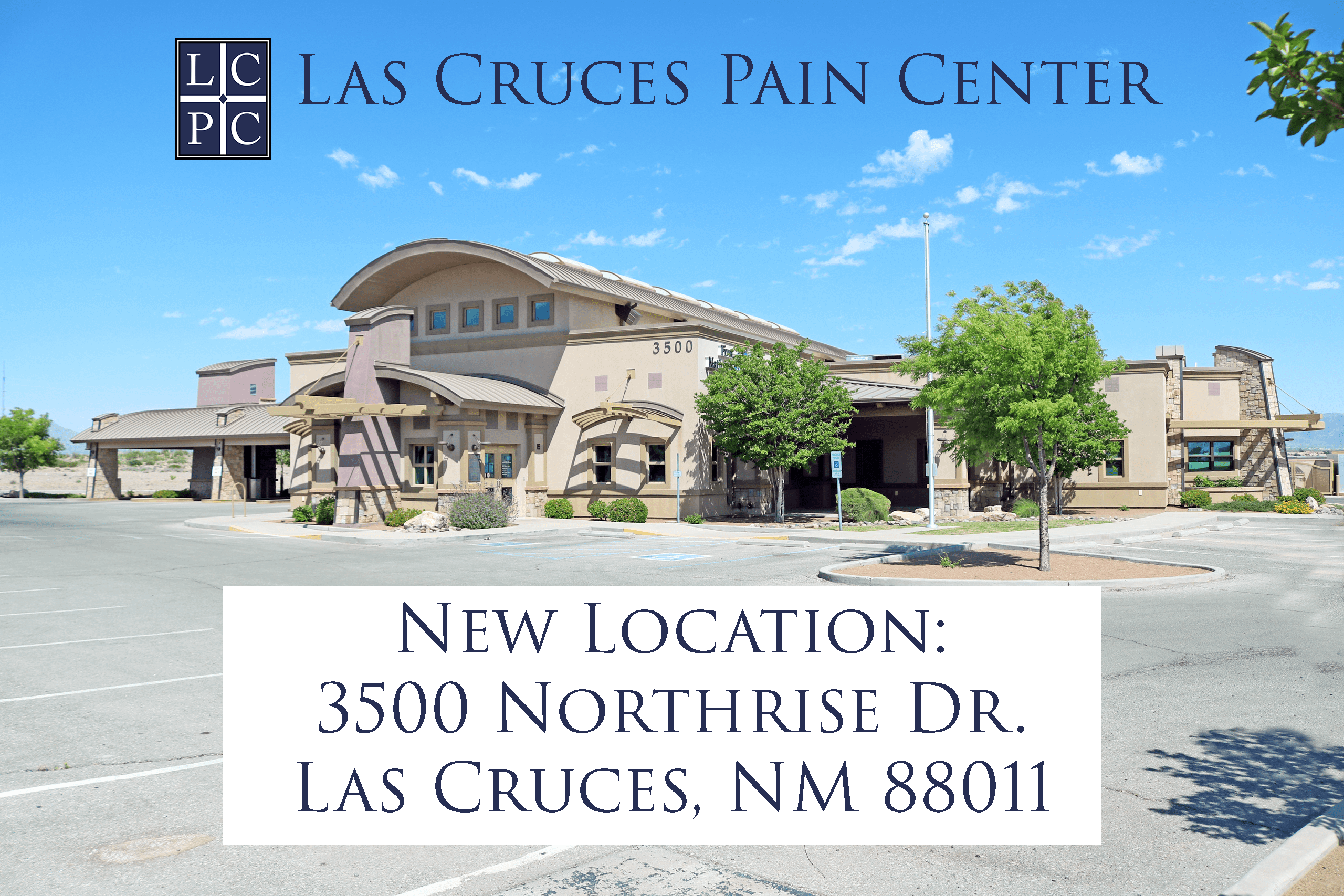 New Location At 3500 Northrise, Las Cruces